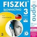 FISZKI audio - j. niemiecki - Słownictwo 3 - Kinga Perczyńska - audiobook