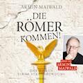 Die Römer kommen - Armin Maiwald - Hörbüch