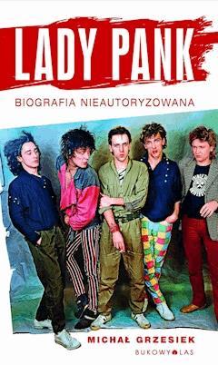Lady Pank. Biografia nieautoryzowana - Michał Grzesiek - ebook