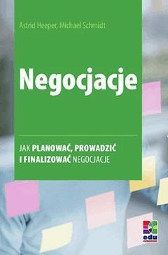 Negocjacje - Astrid Heeper, Michael Schmidt - ebook