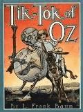 Tik-Tok of Oz - Lyman Frank Baum - ebook