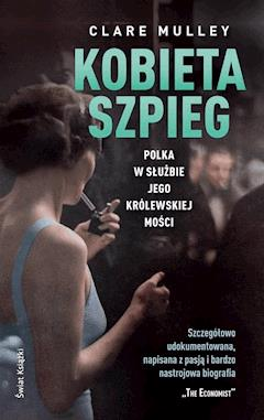 Kobieta szpieg - Clare Mulley - ebook