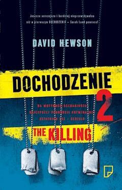 Dochodzenie II - David Hewson - ebook