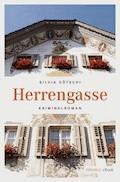 Herrengasse - Silvia Götschi - E-Book