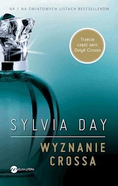 Wyznanie Crossa - Sylvia Day - ebook