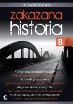 Zakazana historia 8 - Leszek Pietrzak - ebook