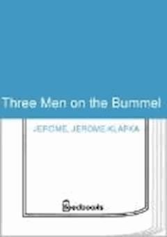 Three Men on the Bummel - Jerome Klapka Jerome - ebook