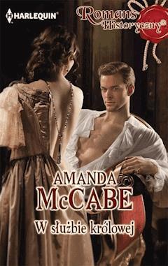W służbie królowej - Amanda McCabe - ebook
