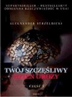 TWÓJ SZCZĘŚLIWY DZIEŃ GROZY Część 3 - Aleksander Strzelbicki - ebook