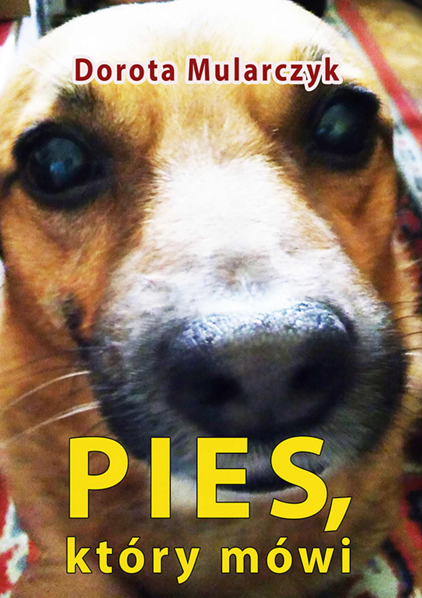 Pies, który mówi - Tylko w Legimi możesz przeczytać ten tytuł przez 7 dni za darmo. - Dorota Mularczyk