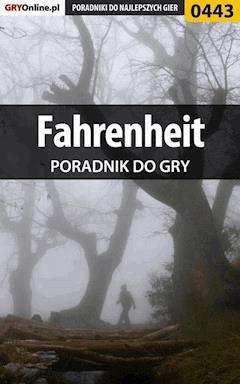 "Fahrenheit - poradnik do gry - Karolina ""Krooliq"" Talaga - ebook"