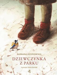 Dziewczynka z parku - Barbara Kosmowska - ebook