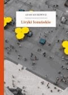 Liryki lozańskie - Mickiewicz, Adam - ebook