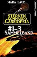 Sternenkommando Cassiopeia, Band 1-3: Sammelband (Science Fiction Abenteuer) - Mara Laue - E-Book
