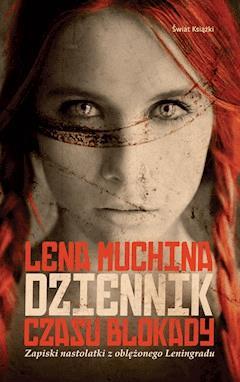 Dziennik czasu blokady - Lena Muchina - ebook