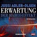 Erwartung - Jussi Adler-Olsen - Hörbüch