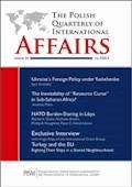 The Polish Quarterly of International Affairs 4_2013 - dr Marcin Zaborowski, dr Kacper Rękawek - ebook