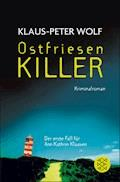 OstfriesenKiller - Klaus-Peter Wolf - E-Book + Hörbüch