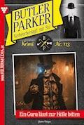 Butler Parker 113 - Kriminalroman - Günter Dönges - E-Book