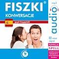 FISZKI audio - j. hiszpański - Konwersacje - Kinga Perczyńska, Magdalena Kaczorowska - audiobook