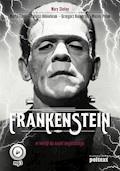 Frankenstein w wersji do nauki angielskiego - Mary Shelley, Marta Fihel, Dariusz Jemielniak - audiobook