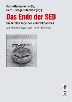 Das Ende der SED - E-Book