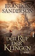Der Ruf der Klingen - Brandon Sanderson - E-Book