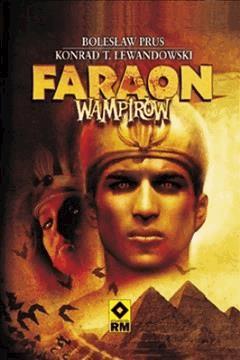 Faraon wampirów - Konrad T. Lewandowski - ebook