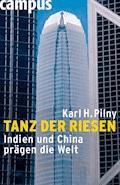 Tanz der Riesen - Karl Pilny - E-Book