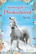 Sommerglück im Pferdeinternat - Tanja Janz - E-Book