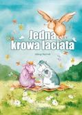 Jedna krowa łaciata - Jadwiga Nazimek - ebook