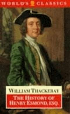 The History of Henry Esmond - William Makepeace Thackeray - ebook