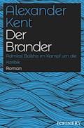 Der Brander - Alexander Kent - E-Book