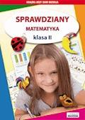 Sprawdziany. Matematyka. Klasa II - Beata Guzowska, Iwona Kowalska - ebook