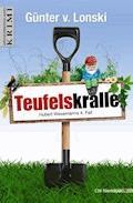 Teufelskralle - Günter von Lonski - E-Book