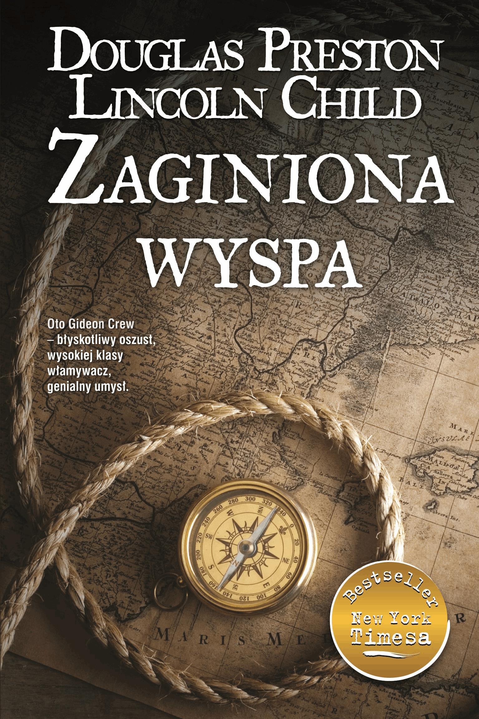Zaginiona wyspa - Tylko w Legimi możesz przeczytać ten tytuł przez 7 dni za darmo. - Lincoln Child