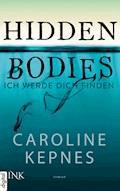Hidden Bodies - Ich werde dich finden - Caroline Kepnes - E-Book