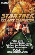 Star Trek - The Next Generation: Planet des Untergangs - Carmen Carter - E-Book