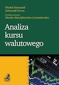 Analiza kursu walutowego - Wanda Marcinkowska-Lewandowska, Michał Rubaszek - ebook
