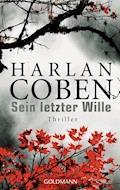 Sein letzter Wille - Myron Bolitar ermittelt - Harlan Coben - E-Book