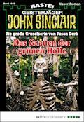 John Sinclair - Folge 1919 - Timothy Stahl - E-Book