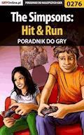 "The Simpsons: Hit  Run - poradnik do gry - Daniel ""Kami"" Bieńkowski - ebook"