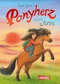 Ponyherz rettet Anni - Usch Luhn - E-Book