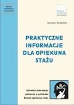 Praktyczne informacje dla opiekuna stażu czyli jak uczyć lepiej - Jarosław Kordziński - ebook