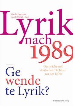 Lyrik nach 1989 – Gewendete Lyrik? - E-Book