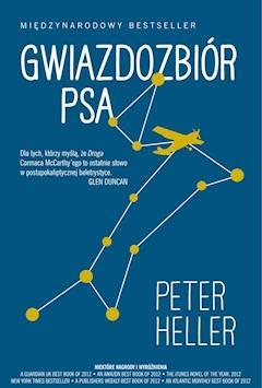 Gwiazdozbiór psa - Petter Heller - ebook