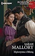 Mężczyzna z blizną - Sarah Mallory - ebook