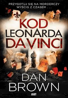 Kod Leonardo Da Vinci - Dan Brown - ebook