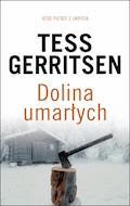 Dolina umarłych - Tess Gerritsen - ebook