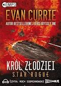 Król złodziei - Evan Currie - audiobook